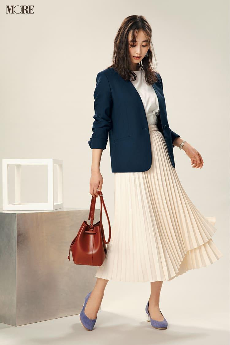 レディースセットアップ《2020》特集 - 人気ブランドのおすすめジャケット&パンツ・スカートのコーディネートまとめ_37
