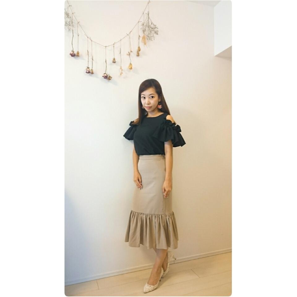 《衝撃プライス》可愛くて使えるスカートがGUで190円!!!!???_7