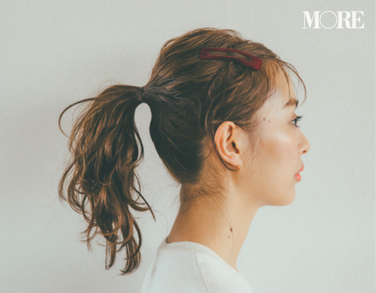 内田理央がお手本! ロング、ミディアム、ボブにおすすめの夏のヘアアレンジ 記事Photo Gallery_1_21