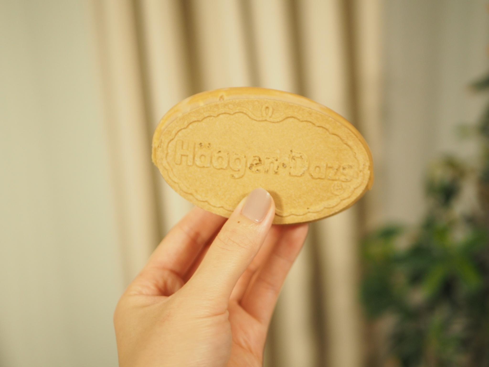 【ハーゲンダッツ】濃厚な味わいのバターサンド♡クリスピーサンド『アーモンドバターサンド』が登場♩_3