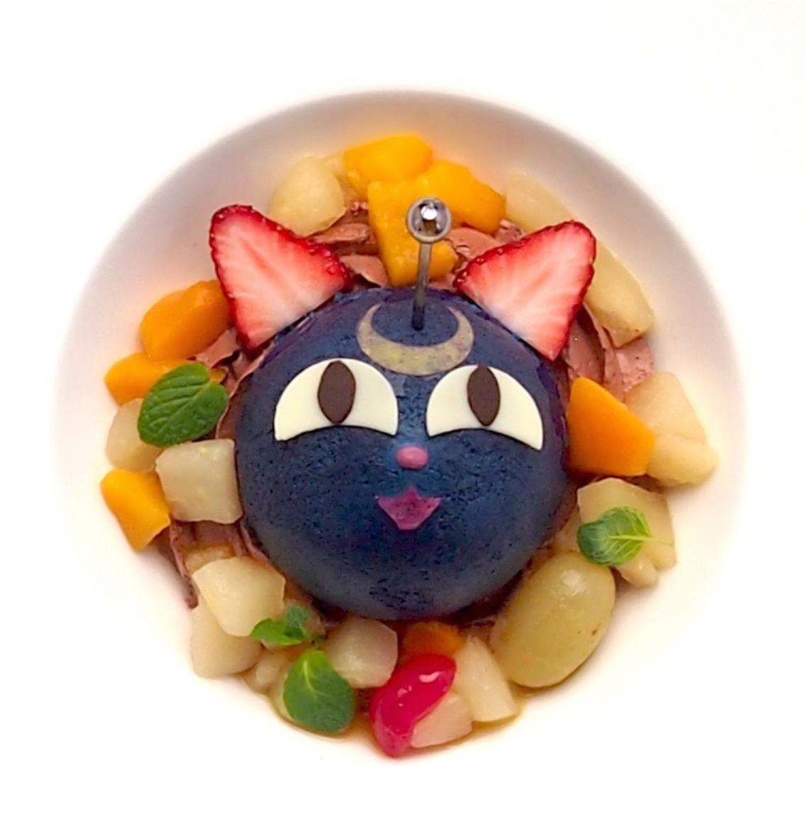 食べなきゃおしおきよ⁈ 『セーラームーン展』の『CHIBIUSA Cafe』で食べたい4選☆【後編】_3