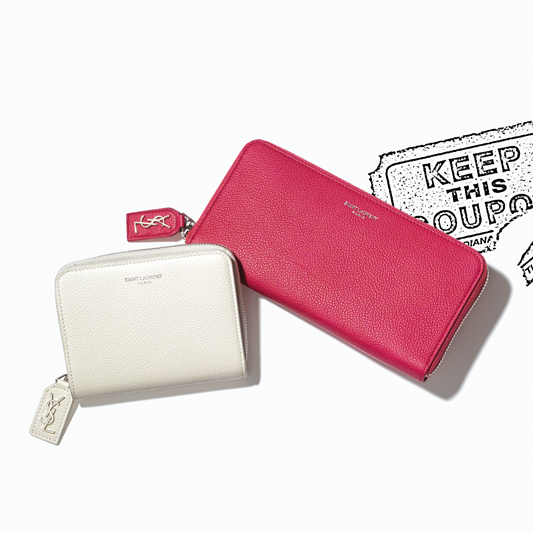 【アガるお財布で、新しい年、迎えましょ♪】人気ブランドのお財布コレクション・きれい色編_2
