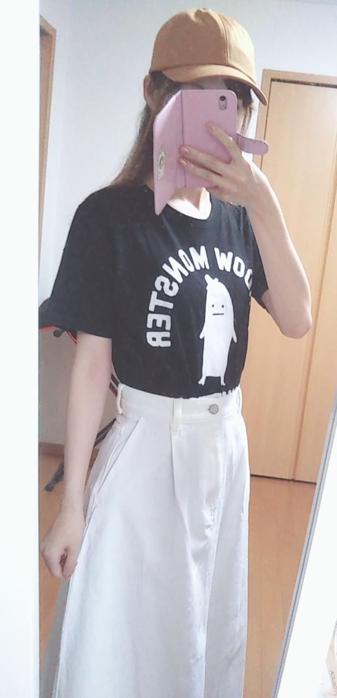 """【GU】夏のイベントもこれでOK?♥「デニムフレアマキシスカート」で""""おとなかわいい""""コーデ(*´ェ`*)_3"""