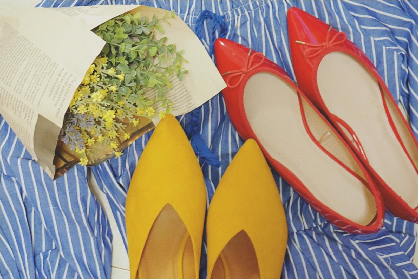 春ファッションを決めるアイテムは『GU』と『しまむら』でGETする!? 今週のモアハピ部人気ランキングトップ5!_5