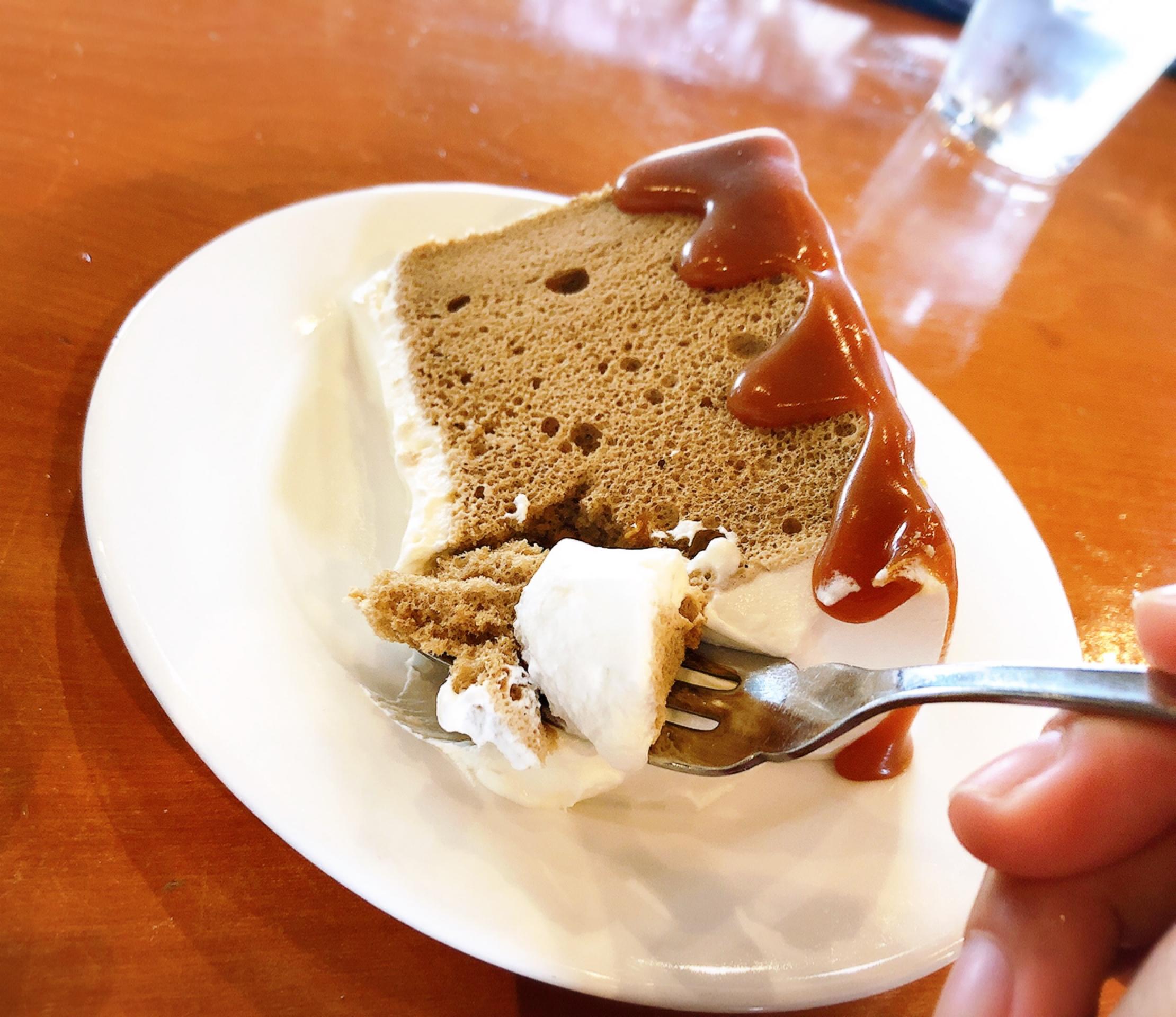 【#静岡カフェ】こだわり自家焙煎本格派コーヒーとふわふわ生キャラメルシフォンケーキが美味♡_7