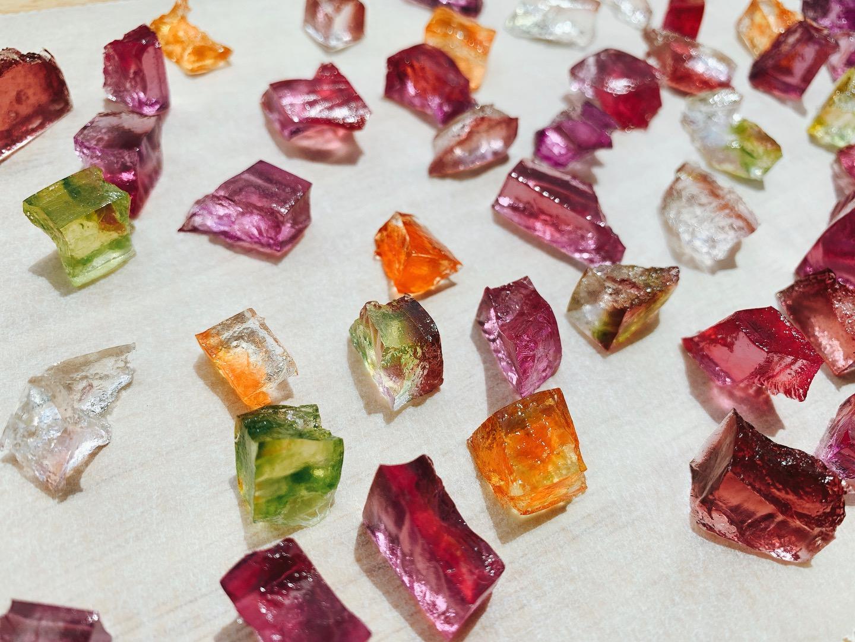 【おうちカフェ♡】食べられる宝石《琥珀糖》をつくって過ごす涼しい夏_4