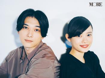 【吉沢亮さん・杉咲花さんインタビュー】映画『青くて痛くて脆い』でダブル主演! もしふたりが一緒にバンドを組むなら?