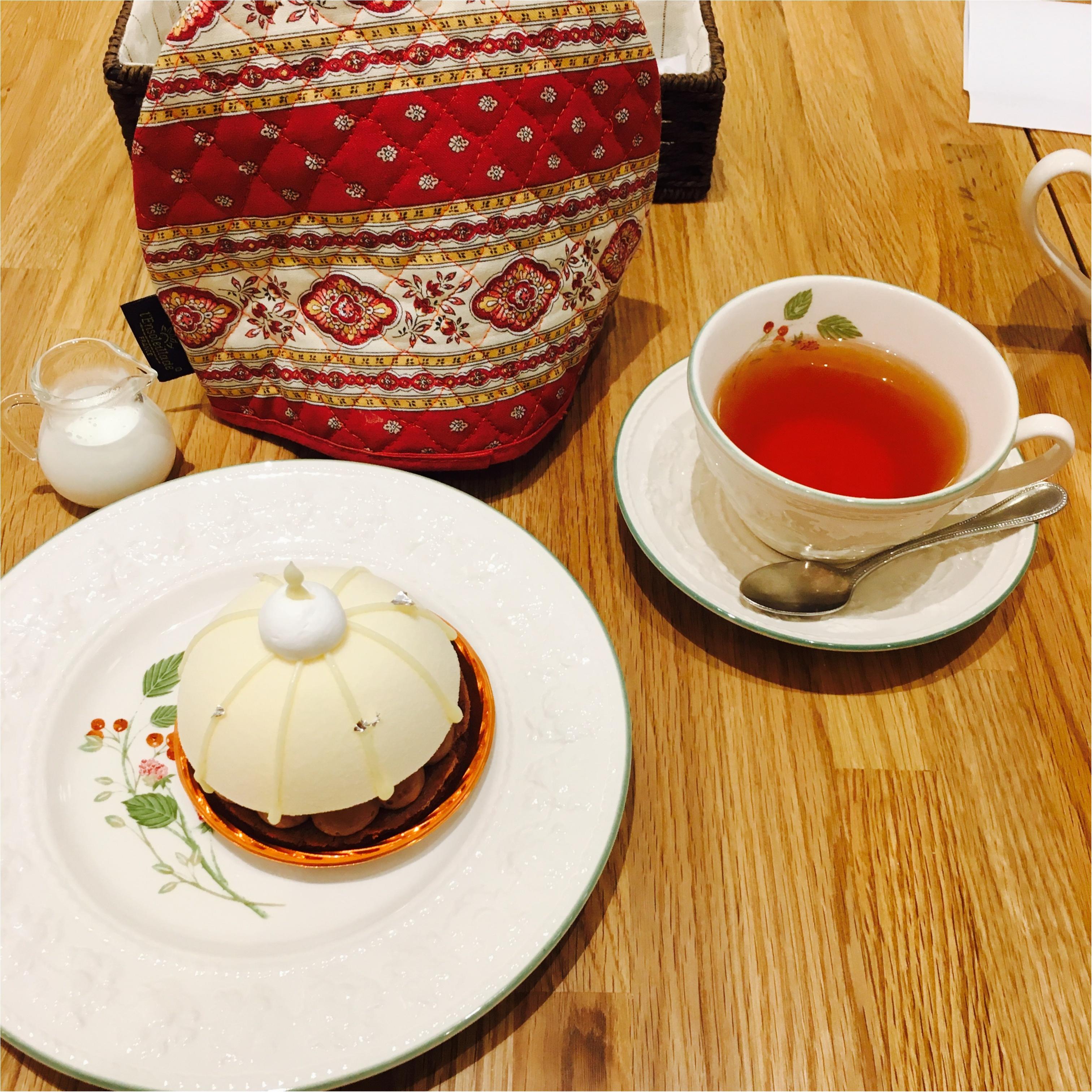 【京橋】にあるケーキ屋さん≪コカルド≫のランチ&ケーキがとっても美味しい!カフェタイムにもオススメ◎_3