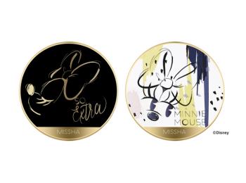《Twitter フォロー&RTで応募》限定ミニーデザイン♡『ミシャ』のクッションファンデーションを4名様にプレゼント!