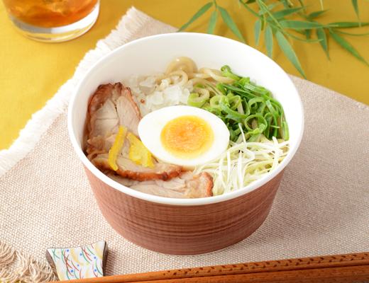 ローソンおすすめ麺「Choi 鶏ゆずまぜそば」