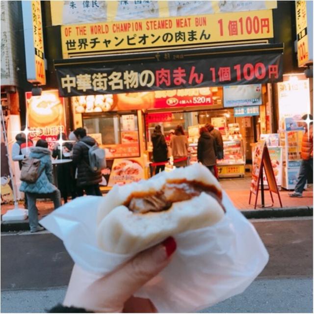 横浜中華街で《豚角煮まん》を食べるなら、世界チャンピオン【皇朝】へ★_6