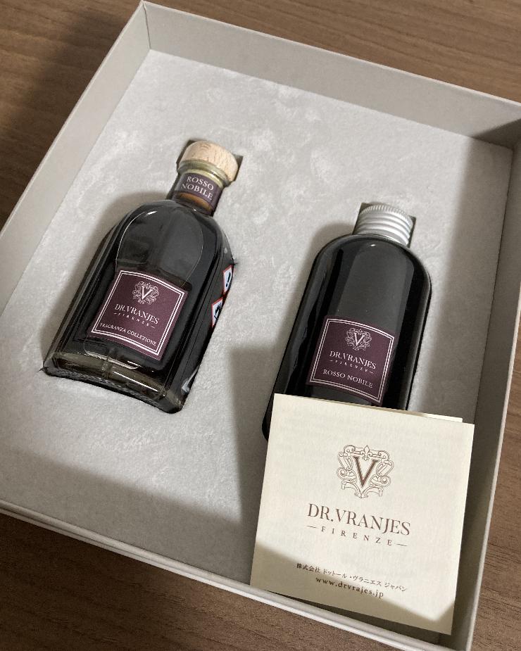 【赤ワインの香り!?】フレグランスディフューザーのドットール・ヴラニエス_2