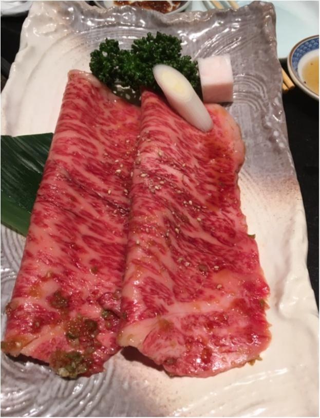 芸能人も御来店、食べログTOP1000に入ってる広尾の感動焼肉。とろぉ〜〜〜_6