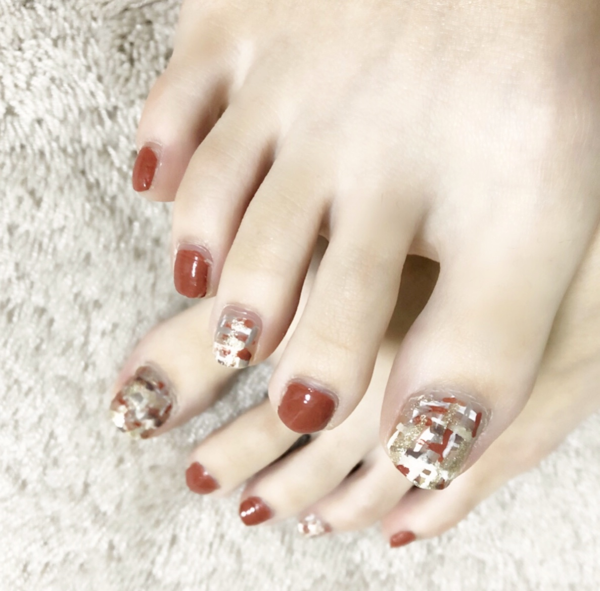 【夏ネイル・マニキュア】プチプラの定番《nail holic》で簡単褒められフットネイル♡_2
