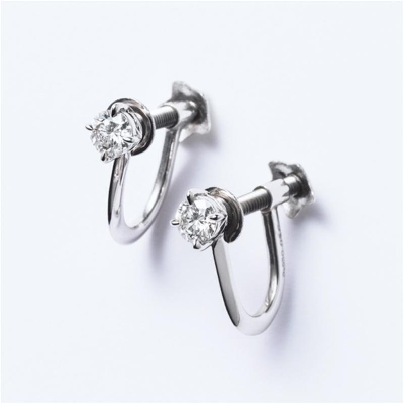 ひと粒ダイヤモンドなら、いつでも、誰にでも似合うから。この夏もラブコール!_1_2