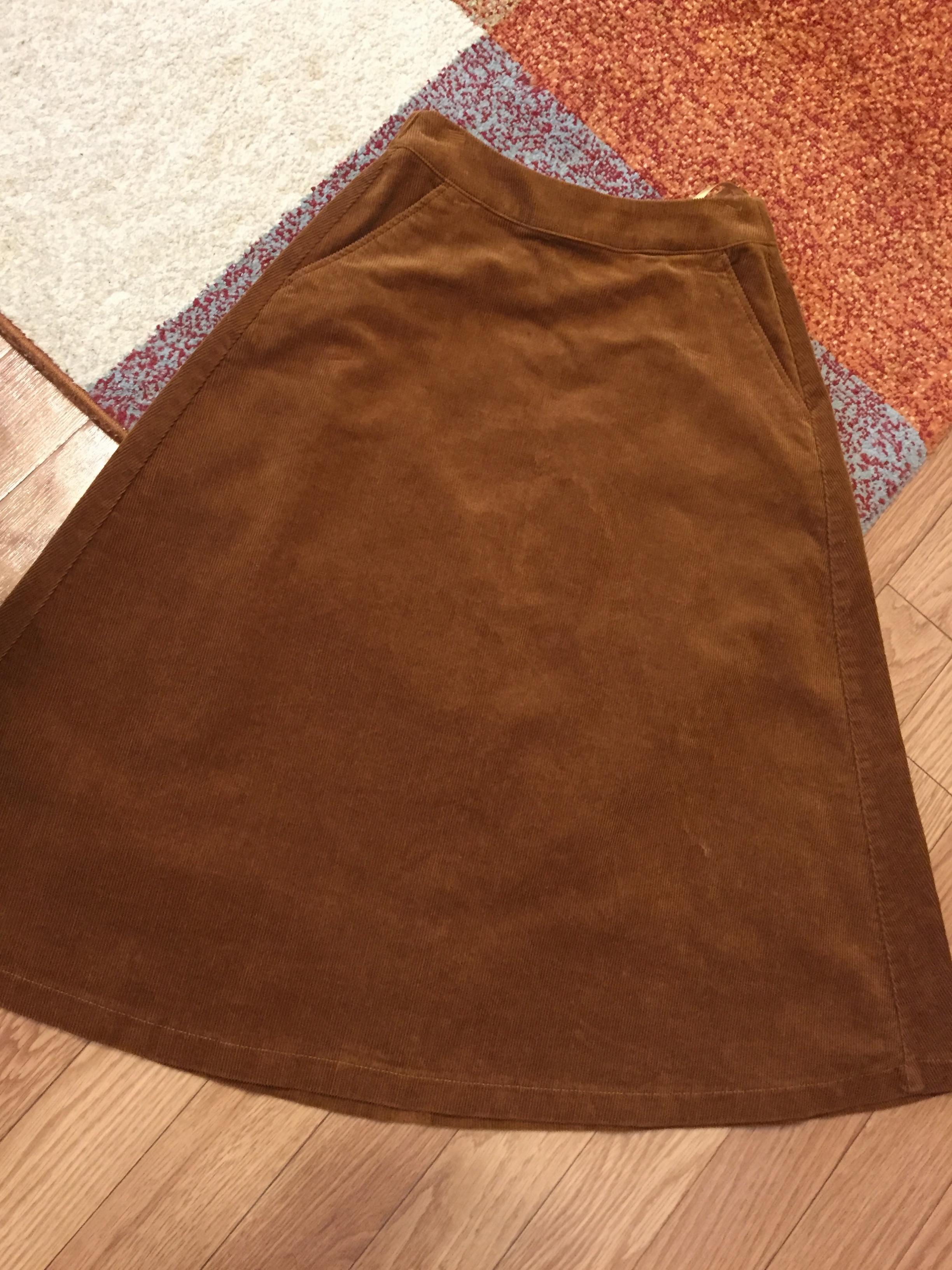 ♡ユニクロで掘り出し物発見!!秋・冬スカートが500円!?♡_2