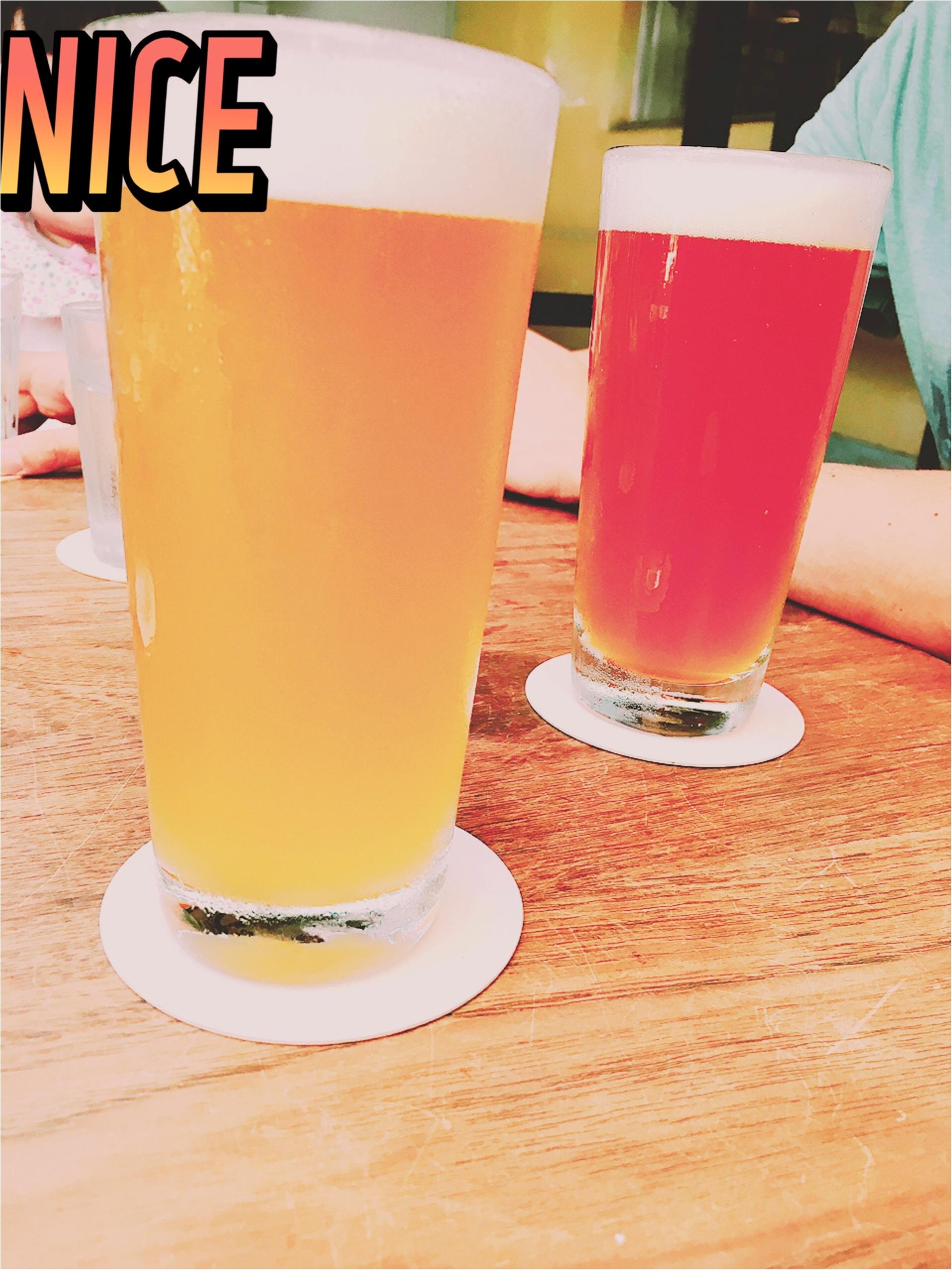 表参道でお昼からクラフトビールを飲みながらブランチ=最高♡byじゅな_4