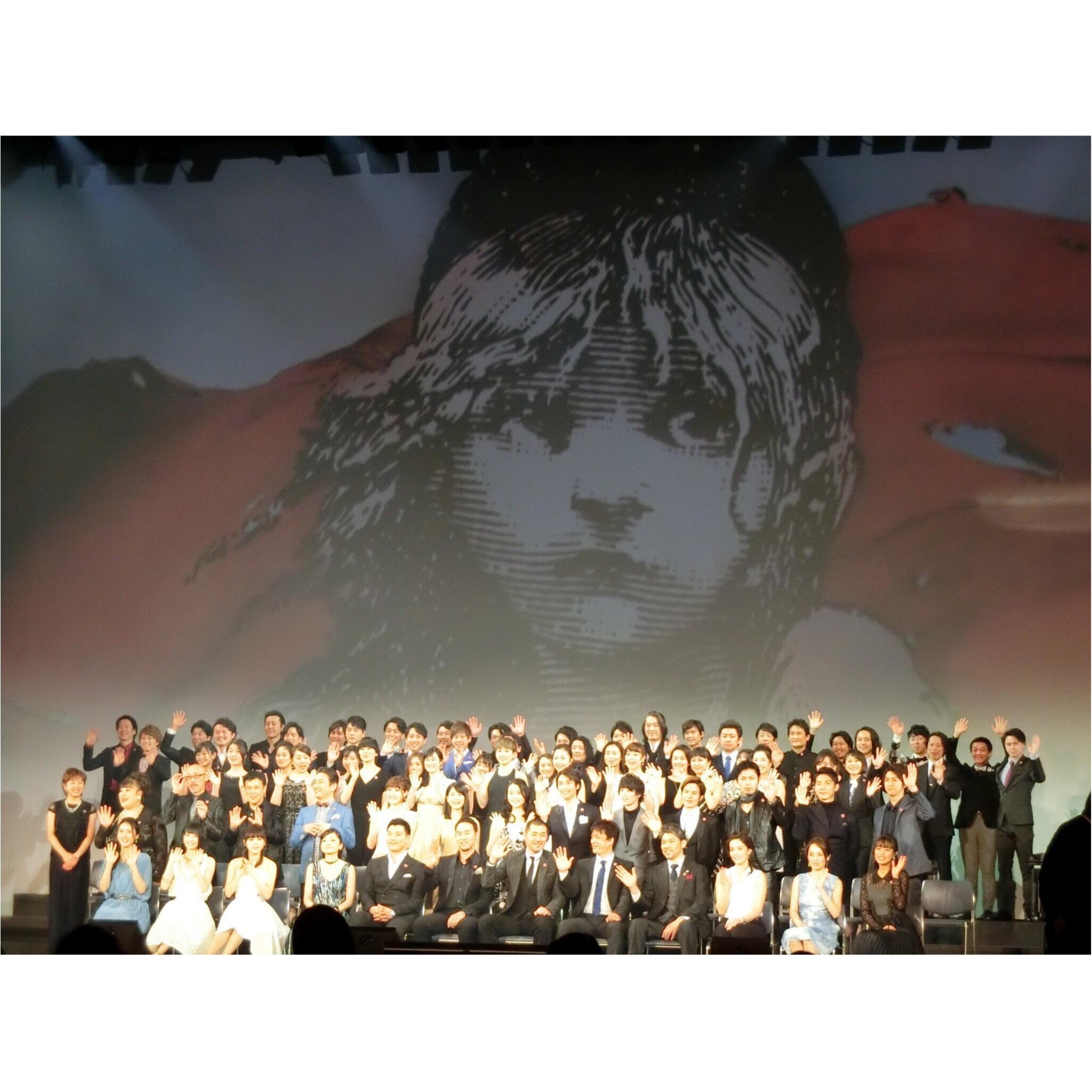 ▷2017年帝国劇場ミュージカル「Les Misérables」の迫力を一足お先に体感して来ました✨_1