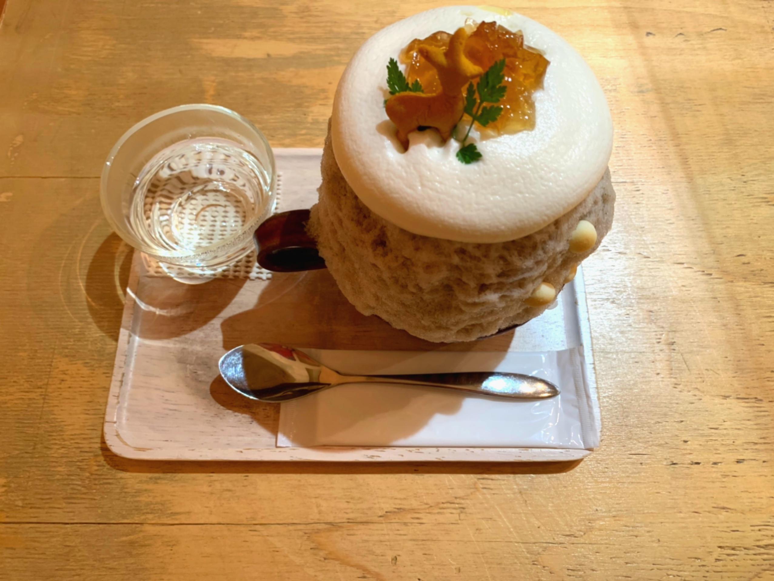 【奈良】全国的に有名な!かき氷!_3