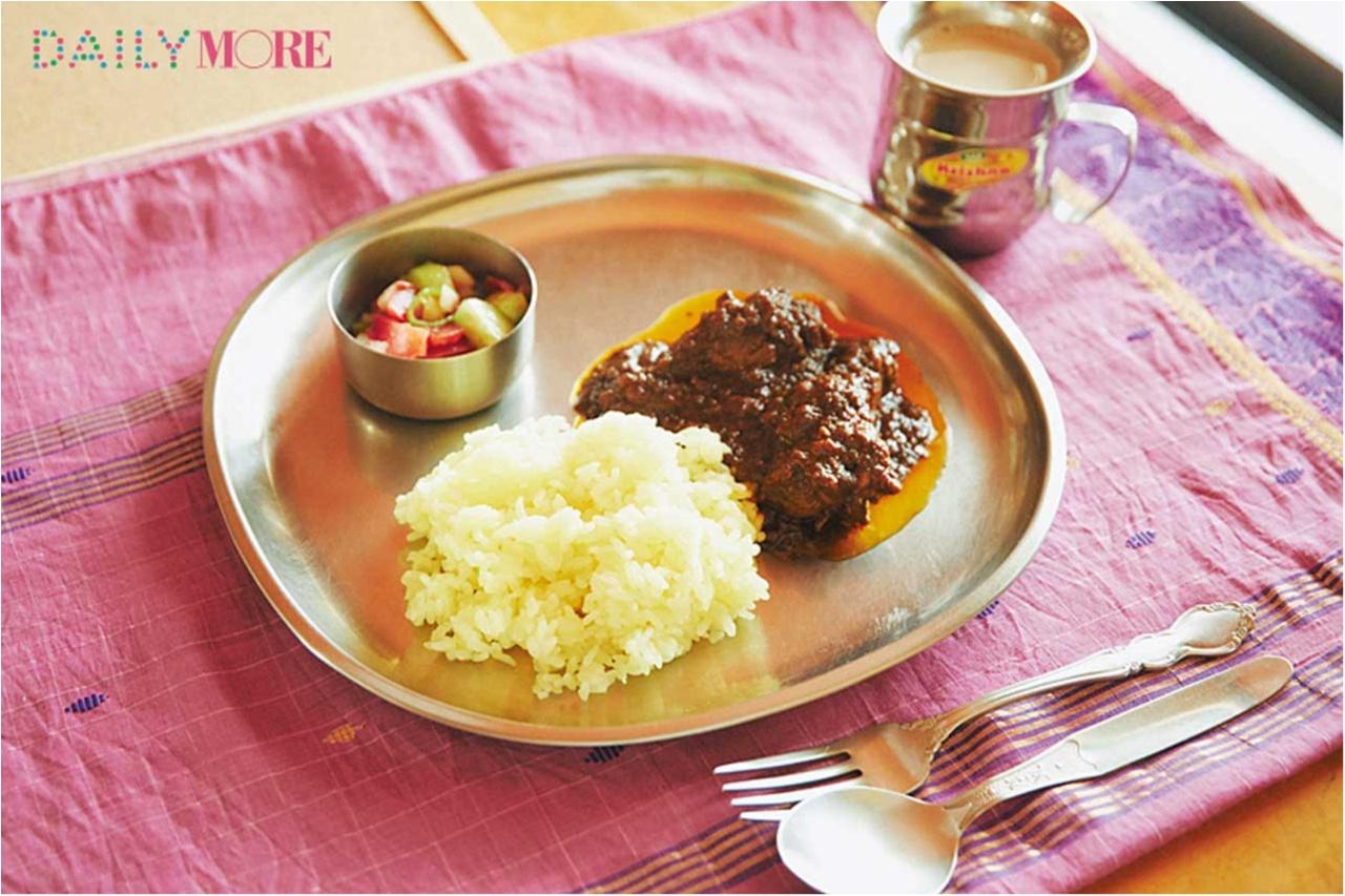 篠田麻里子が体験♡ 話題の「本格インド家庭料理」に行こう!【麻里子のナライゴトハジメ】_3
