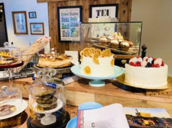 ほんとは教えたくない【表参道カフェ】ケーキが映えすぎる♡パン屋さん二階の隠れ家カフェ