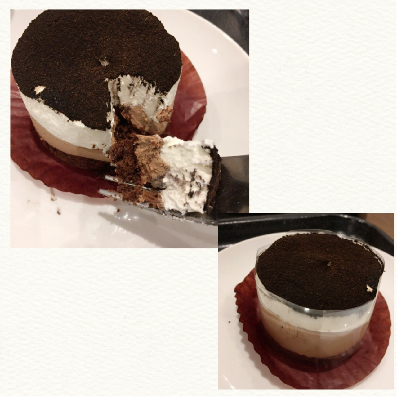 コーヒーとのペアリング◎スタバのチョコレートレイヤーケーキがオシャレおいしすぎる♡_2