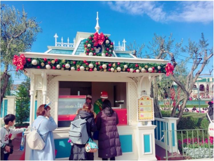 【♥︎♥︎♥︎】クリスマスのディズニーフードはクッキーサンドがインスタ映え間違いなし♡_4