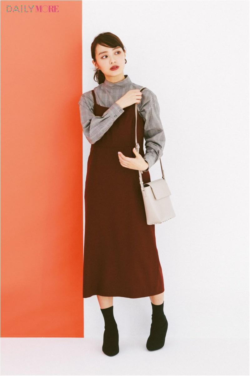 大人気グループ【Da-iCE】の5人が本気でジャッジ♡ 冬のデート服、男子はどれが好き?(ワンピース編)_3_1