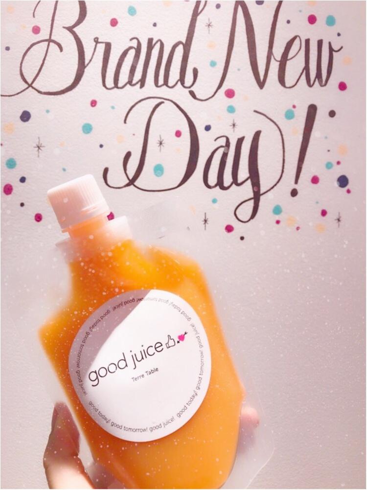 有名人御用達の「good juice」が新宿にやってきた☻手軽にできる「夜クレ」♡いまなら10%オフで買えちゃう!?_4