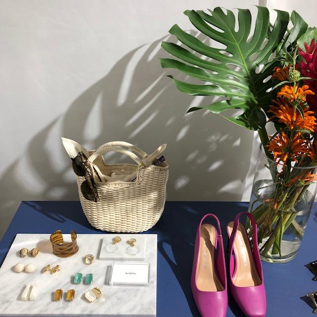 ドット柄のスカートや大人なワンピースも。新ブランド『EMMEL REFINES(エメル リファインズ)』をチェック!【 #副編Yの展示会レポート 】_6