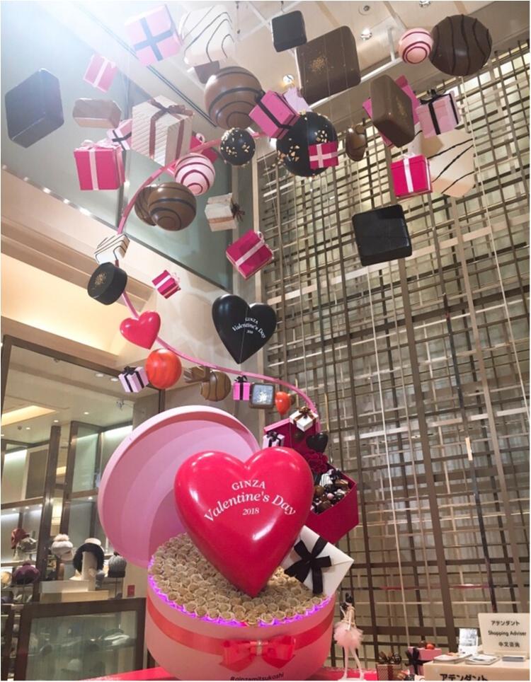 【ご当地モア♡東京】銀座のバレンタインフェアで発見!『KLOKA』の魔法のお菓子たち♡_1