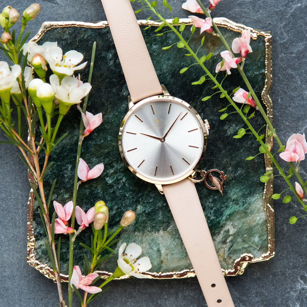 ロンドン発『サラミラーロンドン』の腕時計が日本初上陸!オフィスもデートもOKな華デザイン♡_3