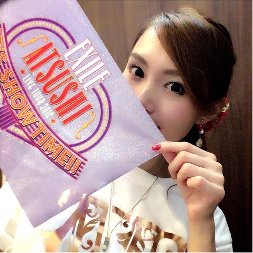 モアハピ部の中で1番[EXILE ATSUSHIさん]が大好きなのは私デス♡!!_2