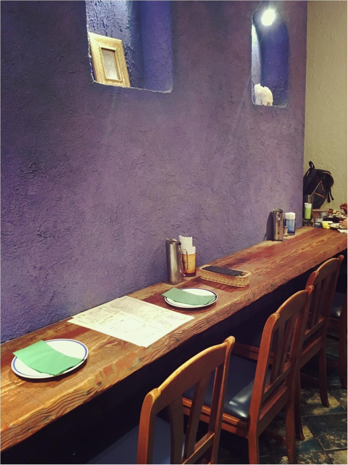 とろぉ〜もちぃ〜なチーズクルチャが絶品【食べログTOP1000★】東京で味わえる本格インドカレー。_7