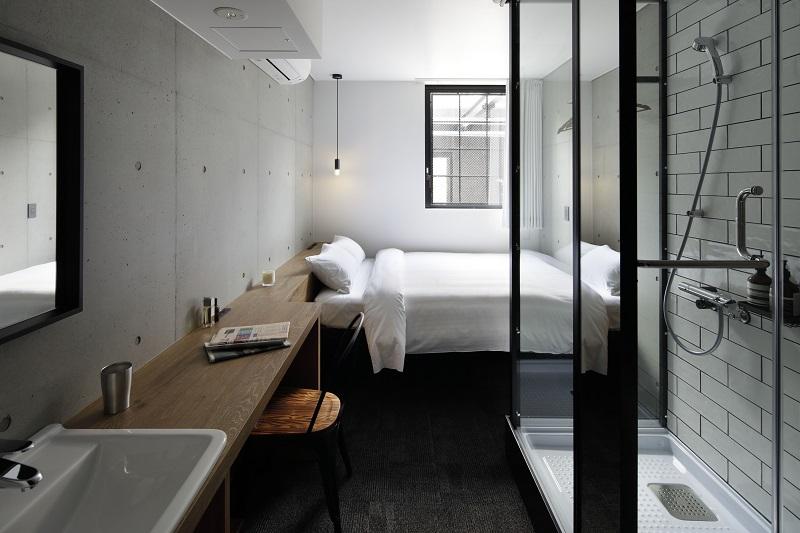 【東京のおしゃれなホテル】韓国っぽホテルおすすめ。新大久保『Cen Diversity Hotel & Café』部屋イメージ