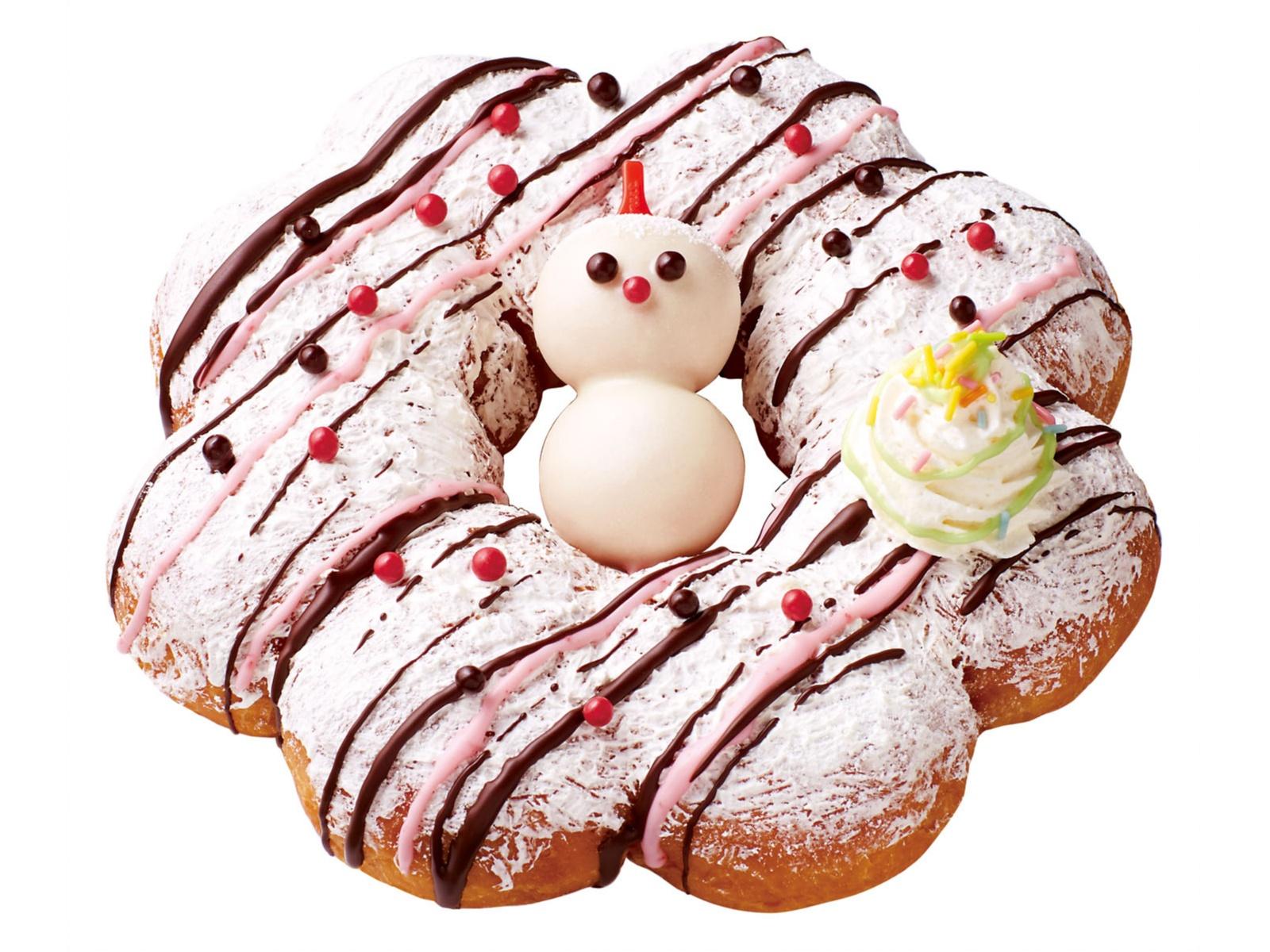 『ミスタードーナツ』でスヌーピーなスペシャルクリスマスはいかが?♡_1