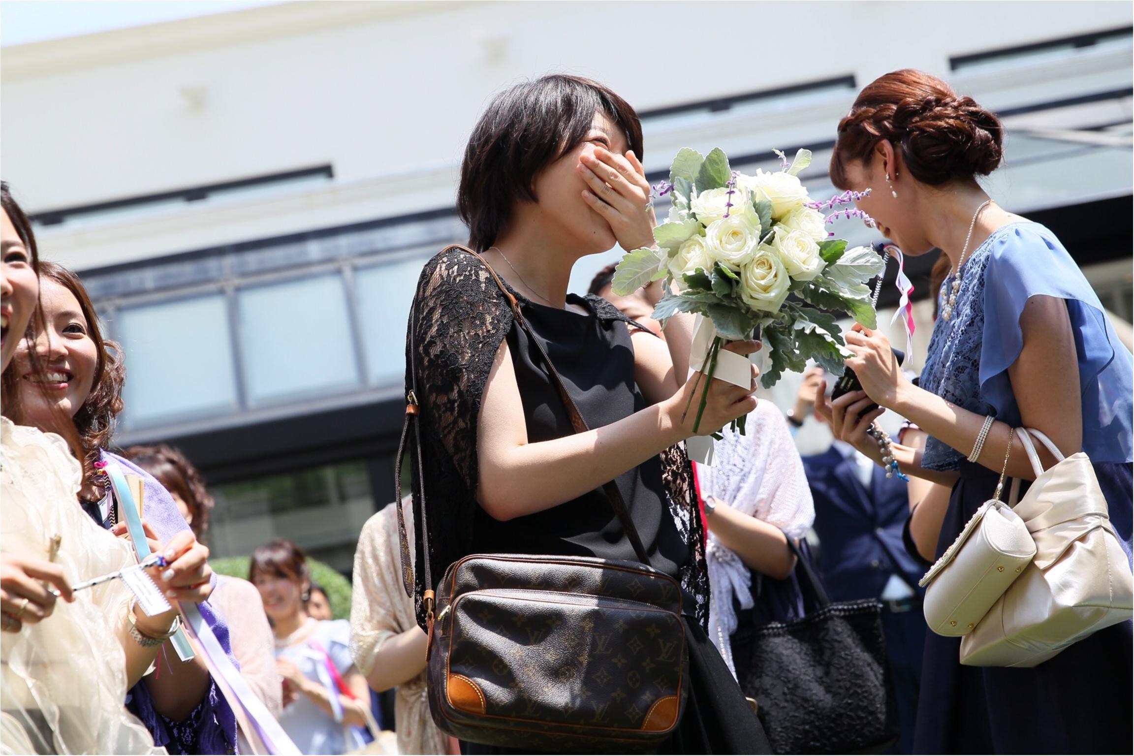 moco婚④▶︎ガーデンセレモニーはリボンワンズで華を添えて♡_5