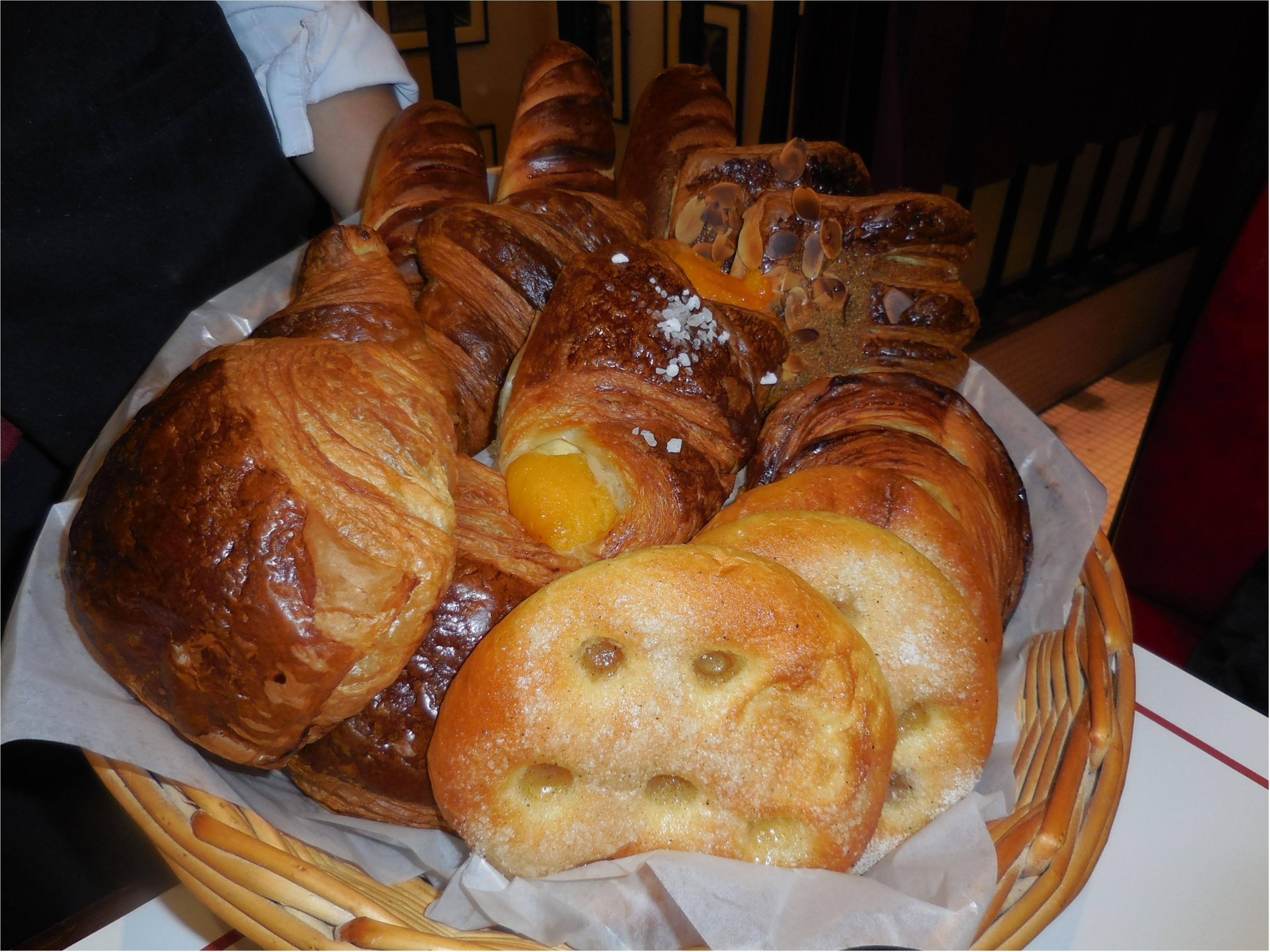 VIRON ブーランジェリー パン モーニング