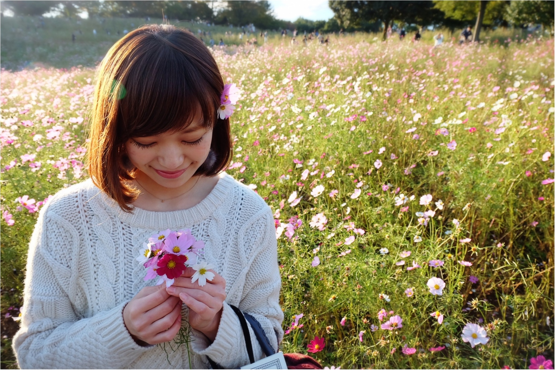 ★晴れた日は、カメラを持って昭和記念公園へ☺︎my camera は『LUMIX』!!_7