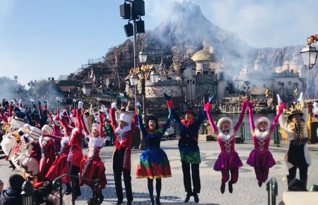 【東京ディズニーシー】絶対観て!クリスマス限定ショー★《イッツ・クリスマスタイム!》♡_7