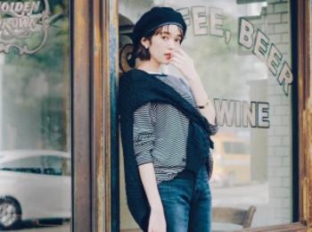スタイリストが教える「白と黒」簡単フレンチシック♪ 汗ジミ予防機能つきインナー&グレーTシャツも【今週のファッション人気ランキング】