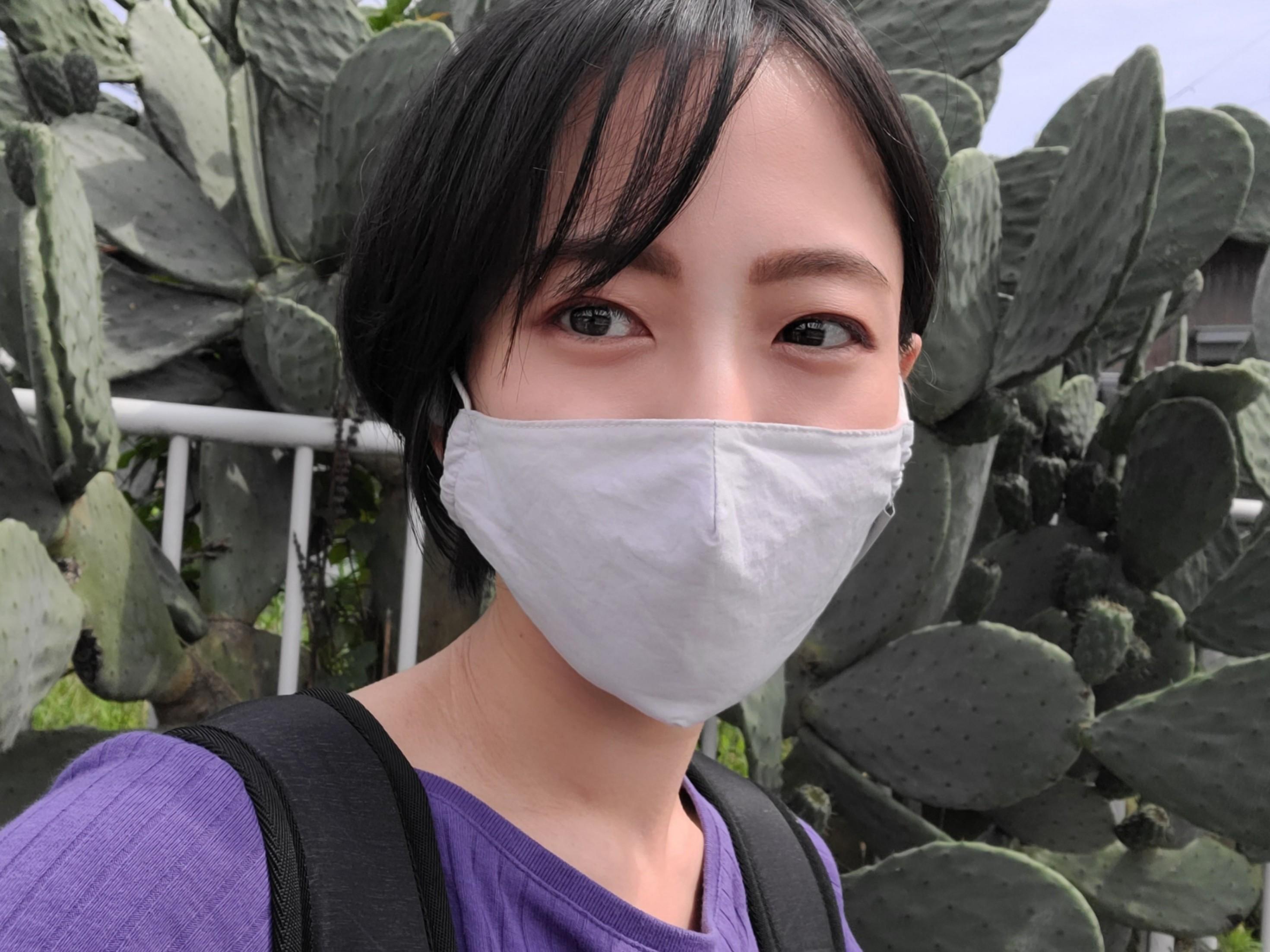 【マスクメイク】目指せ!マスク美人❤️休みの日とお仕事の日の2Days_4