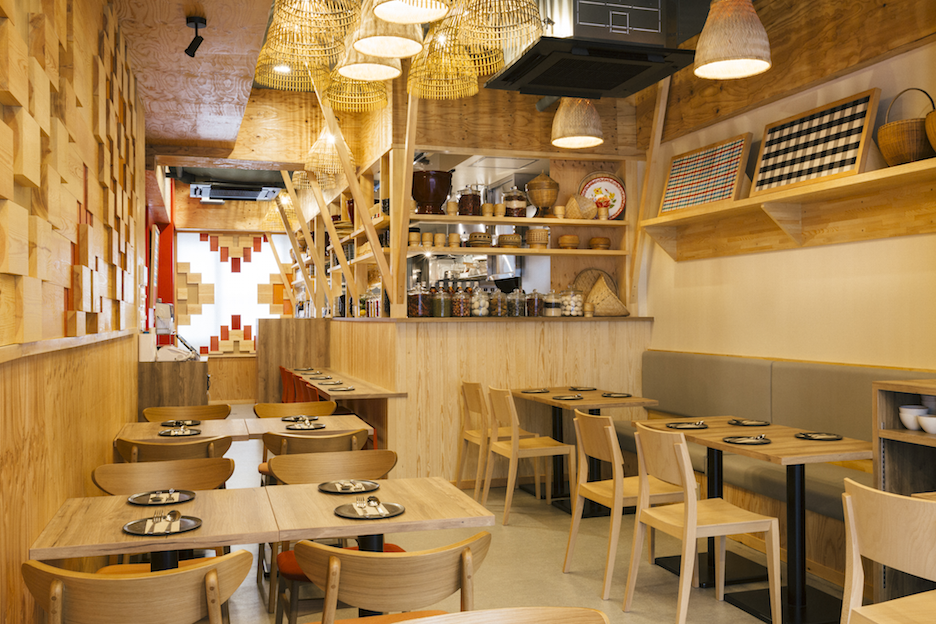 【本日9/13(水)代々木に日本初上陸!】ミシュラン一ツ星を獲得したタイレストラン『ソムタムダー』は、タイ料理好き必見のウマさです!_1_1