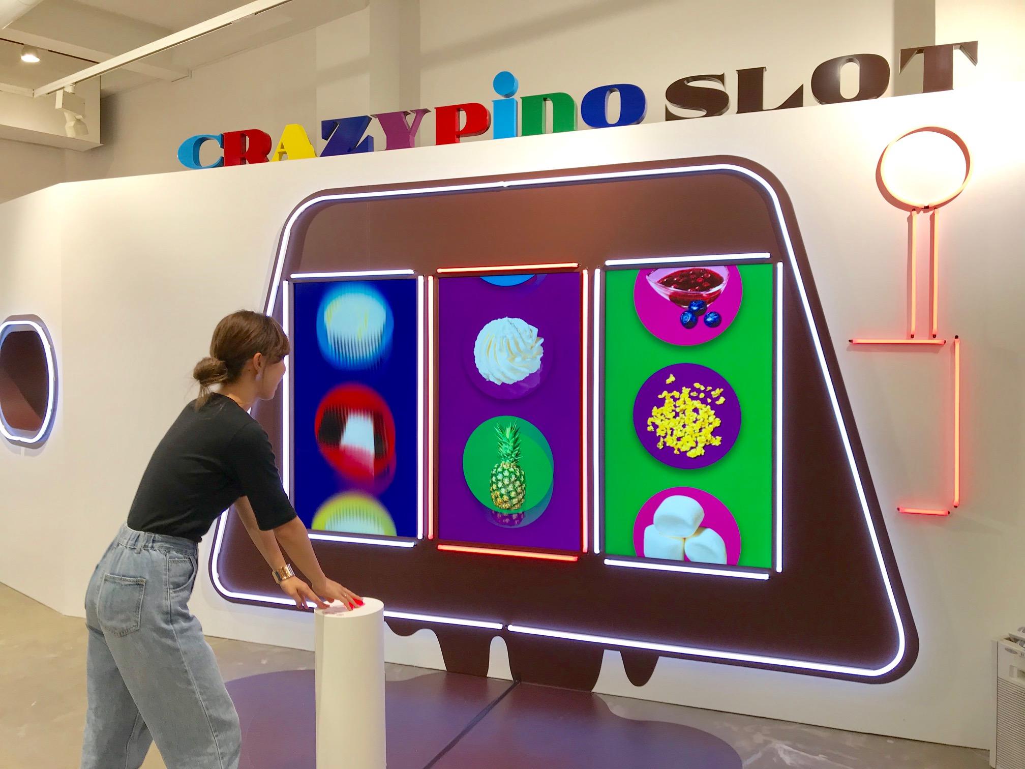 タピオカと「ピノ」を一緒に食べる!? 「ピノ」の未知の美味しさを楽しむ「CRAZYpino STUDIO」Photo Gallery_1_6