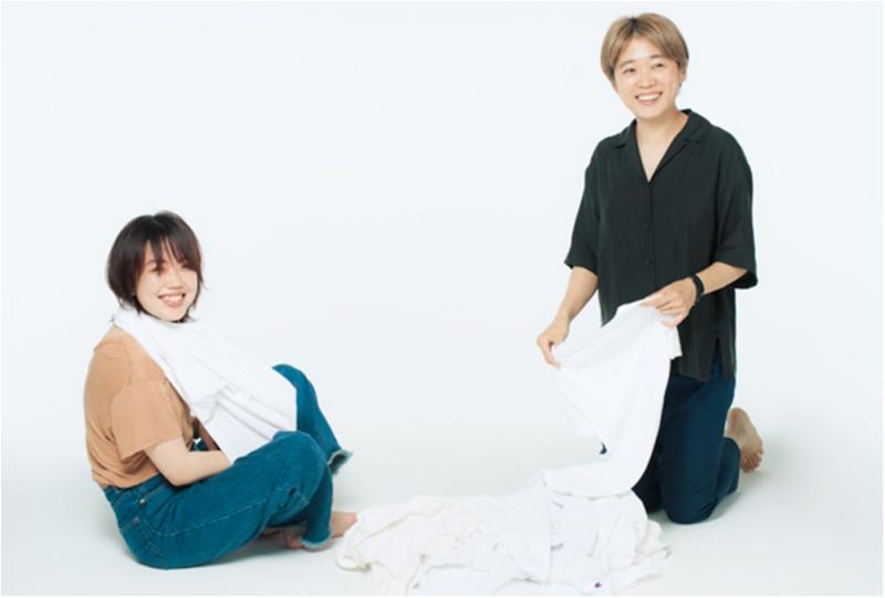 「なで肩&二の腕太め」さん・「大胸&骨太」さんに似合う白Tシャツはどれ? スタイリストが全部試しました☆_2_1