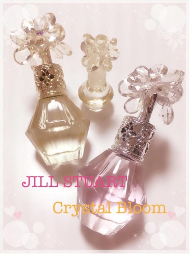 JILL STUART♡Crystal Bloomシリーズから待望の新作が(*´ ˘ `*)♡_2