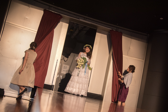 ―後半―【総勢281名!モアハピ部も参加してくれました】花道のある会場でみんなと共に思い出に残るステージに#さち婚_2