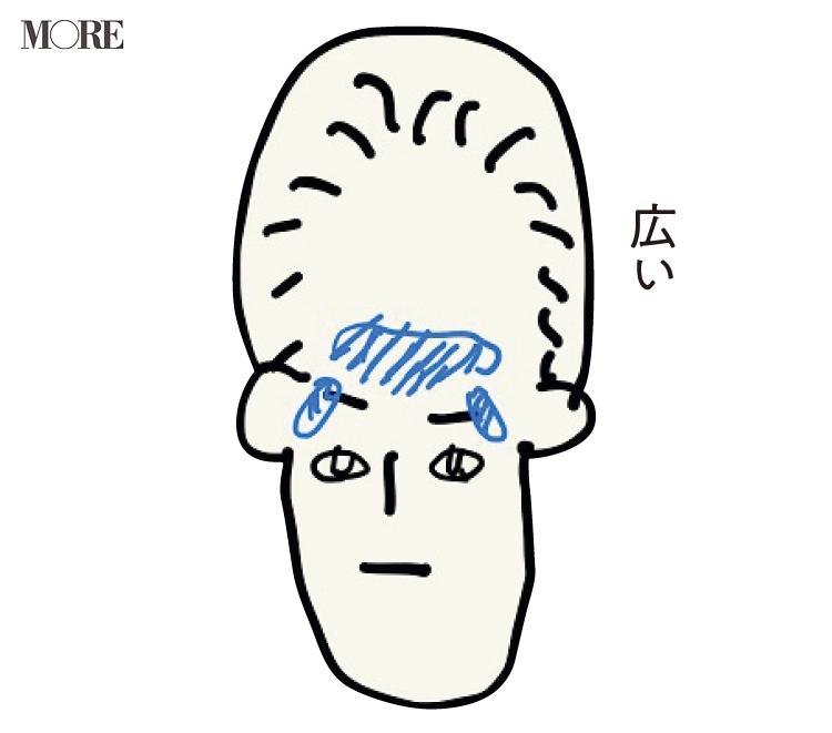 【最新メイクQ&A⑦】イガリシノブさんに聞く「マスクくずれ防止」テクニック! 前髪をアップにした時のマスクメイクのポイントも_2