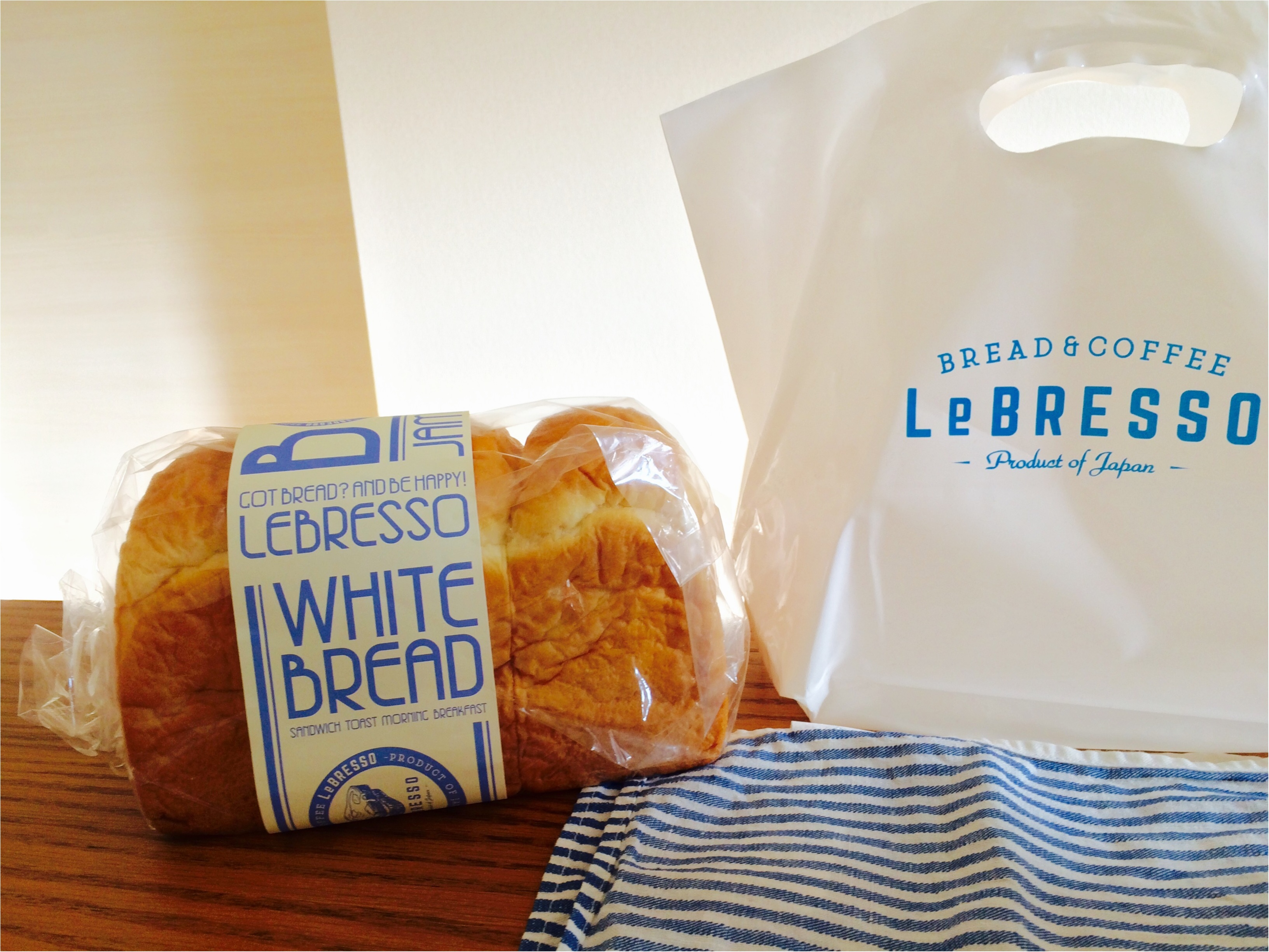 《大阪梅田で買える♡》食パン専門店のミミまでやわふわ!おしゃれすぎる食パン【LeBRESSO】_1