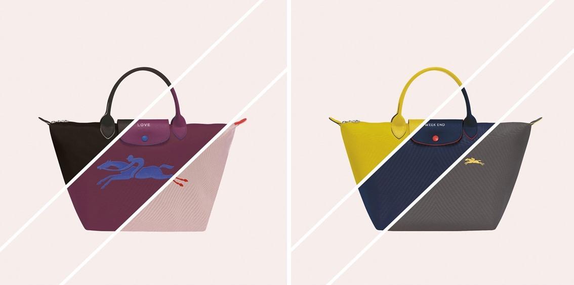 『ロンシャン』のバッグをパーソナライズ☆ 「マイ プリアージュ®︎」は働く女子必見!_3